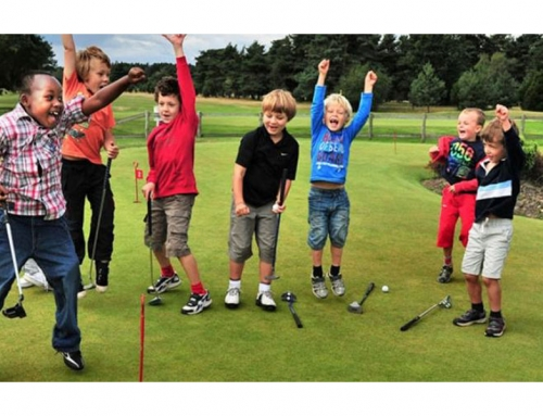 Junior Summer Camp at Carlisle Golf Club