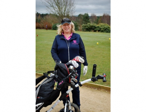 Lady Captain's Report – May 2018