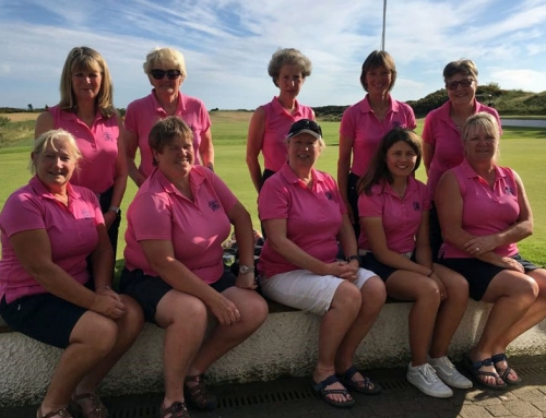 Lady Captain's Report – June 2018