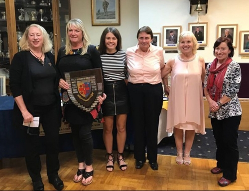 Lady Captain's Report October 2018