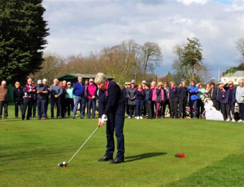 Lady Captain's Drive In